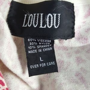 LOULOU Tops - 🌻 Knit JACKET Sweater Cardigan Single Button Bell